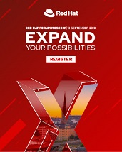 Red Hat Forum Russia 2019